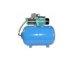 Wasserpumpe 150 l/min 2,4 kW 230V inkl. 50 bis 100 L Druckkessel Jetpumpe Gartenpumpe
