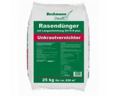 25 kg Rasendünger mit Unkrautvernichter + Langzeitwirkung ca. 830m²