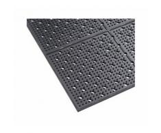 Anti-Rutschmatte Multi-Traction für Hygiene-Bereiche, schwarz, 91 x 122cm