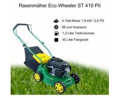Benzin Rasenmäher Benzinrasenmäher Motormäher Eco Wheeler ST 410 PII - Stabilo