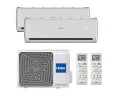 Haier Dual Split Klimaanlage Tundra Plus 12000+12000BTU 3,5kW+3,5kW WIFI R32
