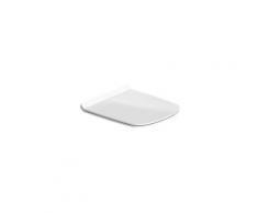 Duravit WWC-set Durastyle, rimless, rafix TS, weiß, inkl.WC-Sitz mit Absenkautomatik, 45 x 10900A1