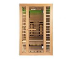 Infrarotsauna Redsun M Deluxe | Infrarotkabine Wärmekabine, Saunakabine, Sauna - Home Deluxe