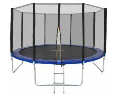 Trampolin Garfunky - Fitness Trampolin, Gartentrampolin, Kindertrampolin - 396 cm