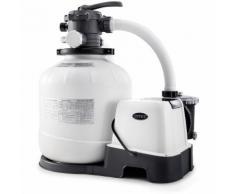 Intex 28680 Sand Filterpumpe Aufstellpool 10000 L/Std