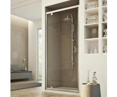 Sintesi 1 Tür Duschtür 90CM H185 Klarglas