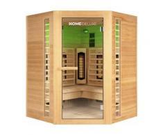 Home Deluxe - Infrarotsauna Redsun XXL Deluxe | Infrarotkabine Wärmekabine, Saunakabine, Sauna