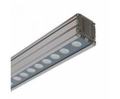 LED Lineal Wandfluter 36W RGB DMX IP65 RGB