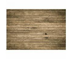 Papier Fototapete Vintage Holzwand 368x254cm