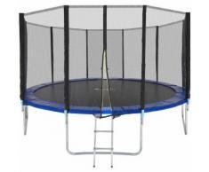 Trampolin Garfunky - Fitness Trampolin, Gartentrampolin, Kindertrampolin - 427 cm