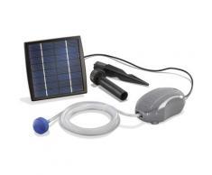 Solar Teichbelüfter Air-S 1,5W 120l/h Gartenteich Pumpe Belüftung esotec 101870