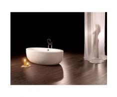 Bädermax - Freistehende Badewanne Cartagena Piccolo aus Acryl in weiß glänzend von