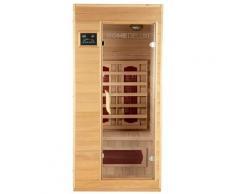 Infrarotsauna Redsun S | Infrarotkabine, Wärmekabine, Saunakabine, Sauna - Home Deluxe