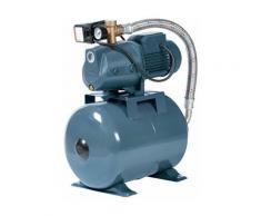 IBO - Hauswasserwerk 80L Speicher 1800W 6000L Jetpumpe Gartenpumpe Messing