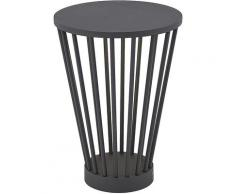 Miray LED-Sockelleuchte, Käfigform - Lucande
