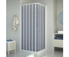 Duschkabine in PVC 100x70 CM H185 mod. Energy Seitlich