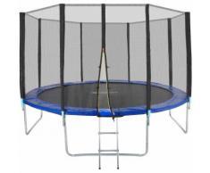 Trampolin Garfunky - Fitness Trampolin, Gartentrampolin, Kindertrampolin - 366 cm