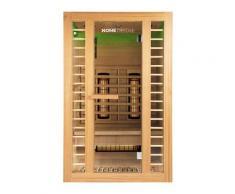 Infrarotsauna Redsun M Deluxe Plus | Infrarotkabine Wärmekabine, Saunakabine, Sauna - Home Deluxe