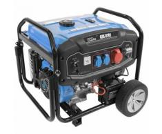 Stromerzeuger GSE 8701 RS Notstromgenerator Stromaggregat Benzin 2 x 230V - Güde