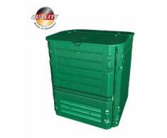 Garantia Thermo King Komposter 400 Liter, grün
