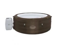 Whirlpool Outdoor 196x61cm | Filterpumpe | 40°C beheizter Pool | LAY-Z SPA selbst aufblasend