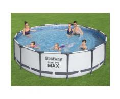 Steel Pro MAX Swimmingpool-Set 427x107 cm - Bestway