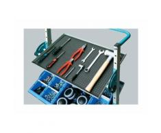 Anti-Rutschmatte L.10000xB.500mm Ausführung glatt