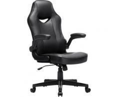 Songmics - Bürostuhl, ergonomischer Schreibtischstuhl, Computerstuhl, höhenverstellbar, bis 150 kg