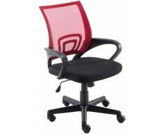 Bürostuhl Genius-rot