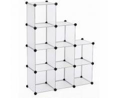 Regalsystem Cube Aufbewahrung Badregale Schuhregal Sideboard Kommode Kleiderschrank