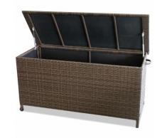 Gartenbox Gartentruhe Auflagenbox Kissenbox Aufbewahrungsbox Aufbewahrungskiste Kissentruhe - mit