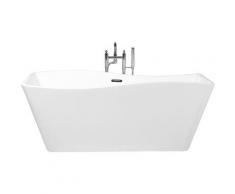 Badewanne freistehend Acryl weiss modern Maravilla