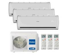 Haier Trial Split Klimaanlage Tundra Plus 9000+9000+9000BTU WIFI A++/A+ R32