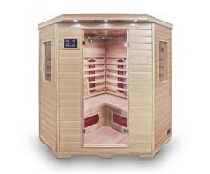 Infrarotsauna Redsun XXL | Infrarotkabine, Wärmekabine, Saunakabine, Sauna - Home Deluxe