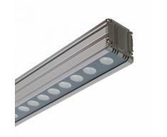 LED Lineal Wandfluter 36W IP65 Kaltes Weiß 5700K-6200K