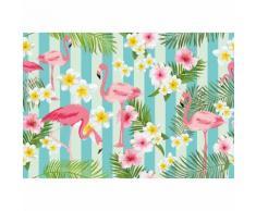 Papier Fototapete Flamingos 368x254cm