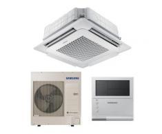 Samsung 4-Wege-Kassette Klimaanlage Windfree 36000BTU 10,0kW 90x90 R32 A++/A+