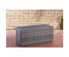 Auflagenbox Comfy 125 grau-meliert