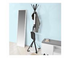 SoBuy Design Garderobe,Kleiderständer,Garderobenständer ,FRG183