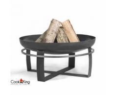 COOK KING BBQ Grill Feuerschale Feuerkorb Grillschale Viking 80cm ***NEU***