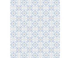 Glasrückwand Fliesen, 60 x70 cm Küchenrückwand Herdwand Wanddekor Wandschutz WENKO