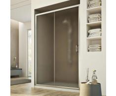 Replay 1 Tür Duschtür 110CM H185 Strukturglas