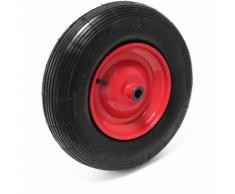 Schubkarrenreifen Räder Reifen Luftrad Luftreifen Schubkarre 4.00-8 400x100mm