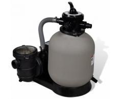 Sandfilterpumpe Schwimmbad Filter Set & Power Sandfilter Sandfilteranlage & Poolfilter Filteranlage