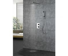 Unterputz Thermostat-Duschsystem CONCO-S inkl. Einbaukörper
