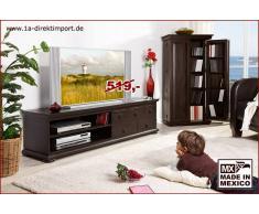 1a Direktimport Lowboard, TV-Tisch MEXICO KOLONIAL - Kolonialstil, massiv