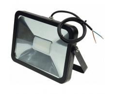 CHILITEC LED Fluter SlimLine 50W 3500lm 4000K neutralweiß 12-24V IP65 EEK:A