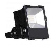 BLULAXA LED Fluter 50W 4475lm 4000K neutralweiß 110° IP65 EEK:A+