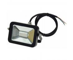CHILITEC LED Fluter SlimLine 10W 750lm 4000K neutralweiß 12-24V IP65 EEK:A