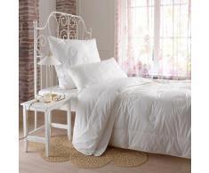 BettwarenShop Set Kombi Bettdecke und Kopfkissen Naturtraum